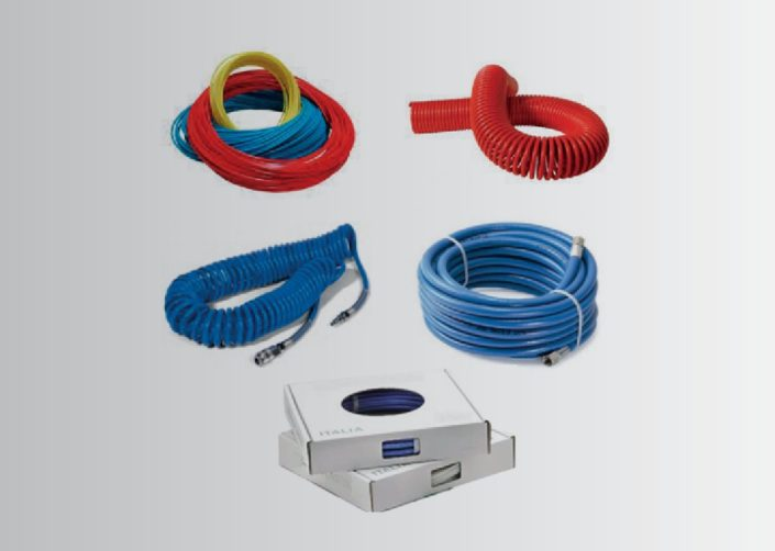 HOSES - SPIRAL HOSES AND ACCESSORIES