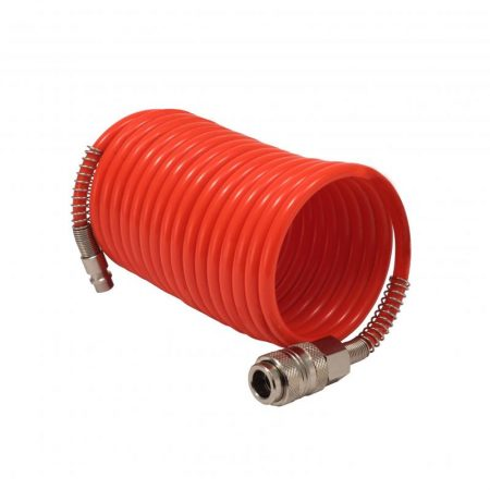 SPIRAL HOSES FOR AIR COMPRESSORS