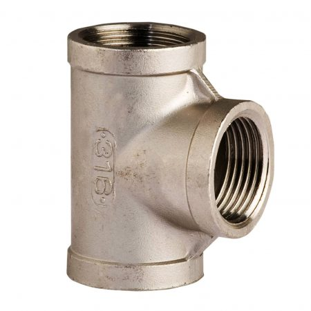 CONNECTION PARTS - STAINLESS STEEL AISI 316