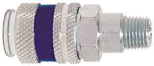 UNIVERSAL SUPERIOR OF TEMPERED STEEL - QUICK COUPLING SOCKETS